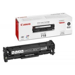 Canon toner CRG-718Bk black...