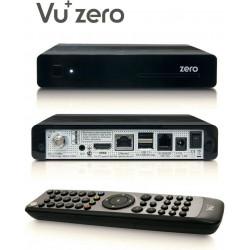 VU+ ZERO REV2 čierny