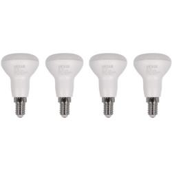 REL 29 LED R50 4x6W E14 WW...