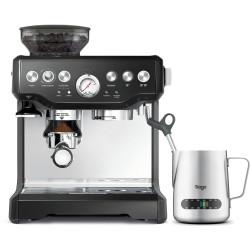 BES875BKS pákové espresso...