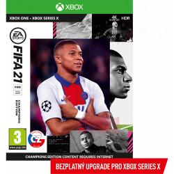 FIFA 21 hra XONE EA
