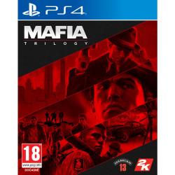 Mafia Trilogy hra PS4