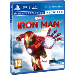 Marvels Iron Man hra PS VR