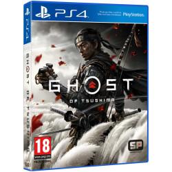 Ghost of Tsushima PS4 hra