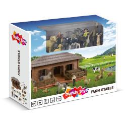 BGA 1041 Farma - stajňa...