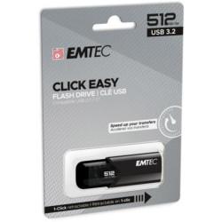 B110 USB3.2 512GB BLA Click...