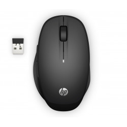 HP Dual Mode Black Mouse...