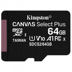 64GB SDXC KINGSTON CANVAS...
